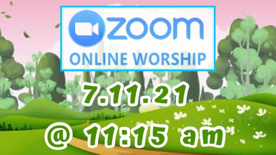 elementary-worship zoom